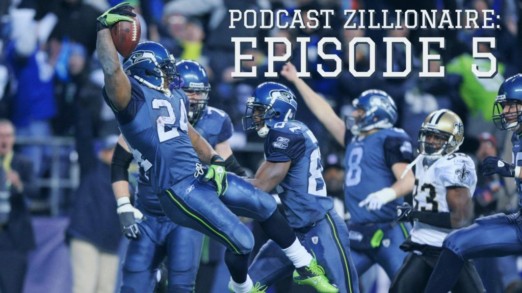 Podcast Zillionaire: Episode 5
