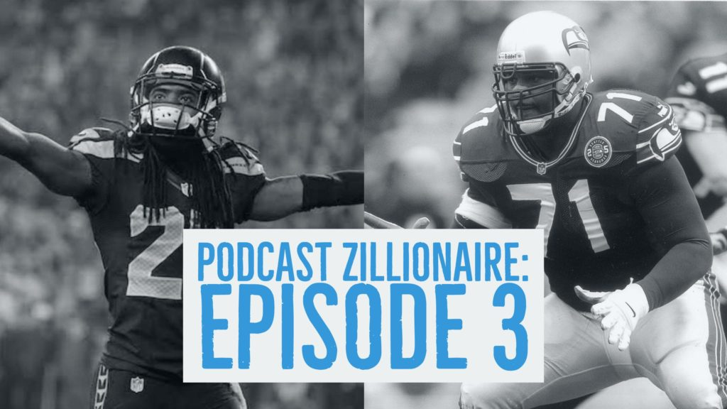 Podcast Zillionaire: Episode 3