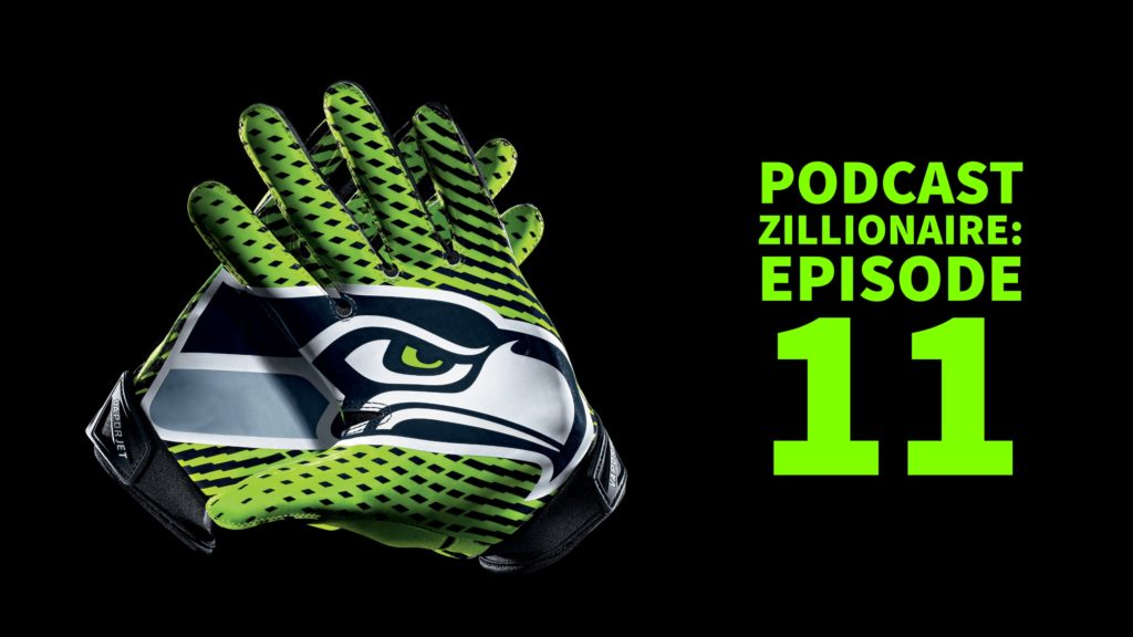 Podcast Zillionaire: Episode 11