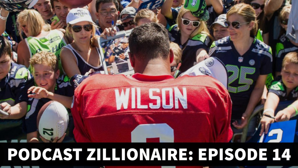 Podcast Zillionaire: Episode 14
